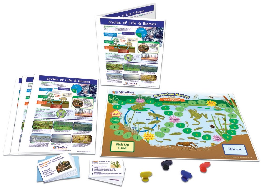 Cycles of Life and Biomes Science Learning Center
