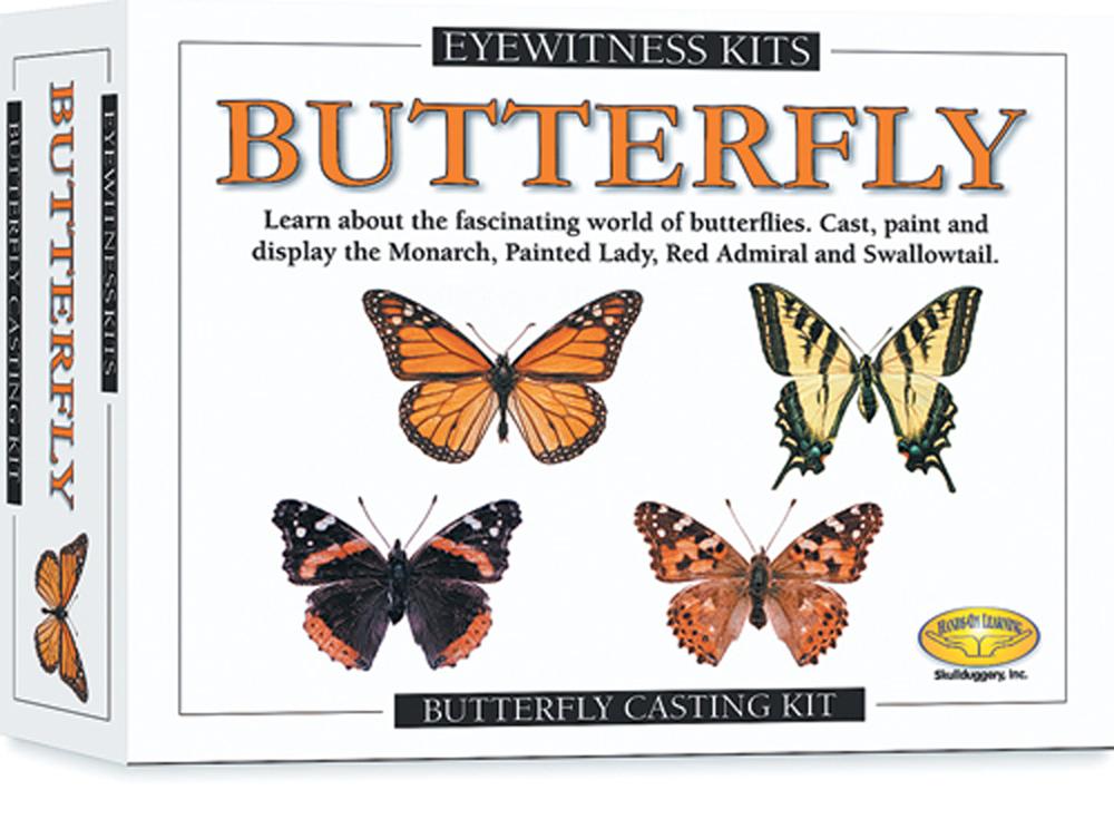 Butterfly Casting Kit (Eyewitness Kits)