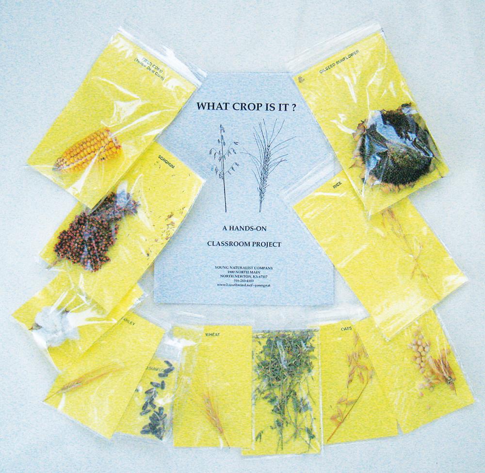 Crop Identification Kit