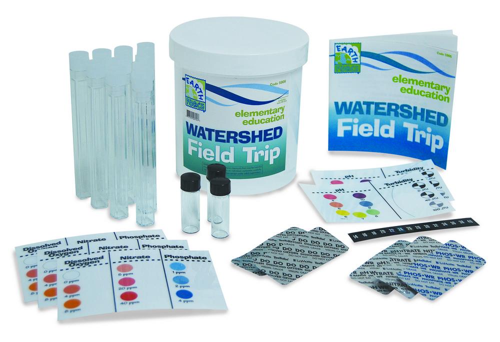 Watershed Field Trip Kit