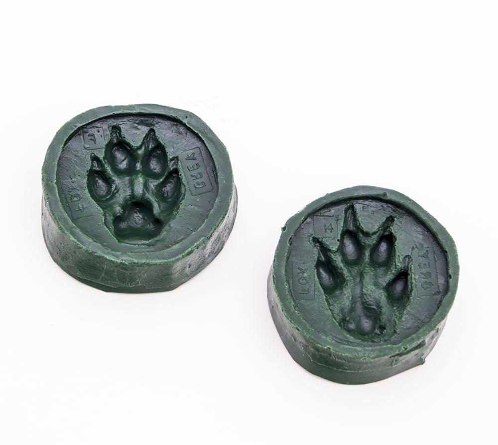 Fox (Gray) Track Mold