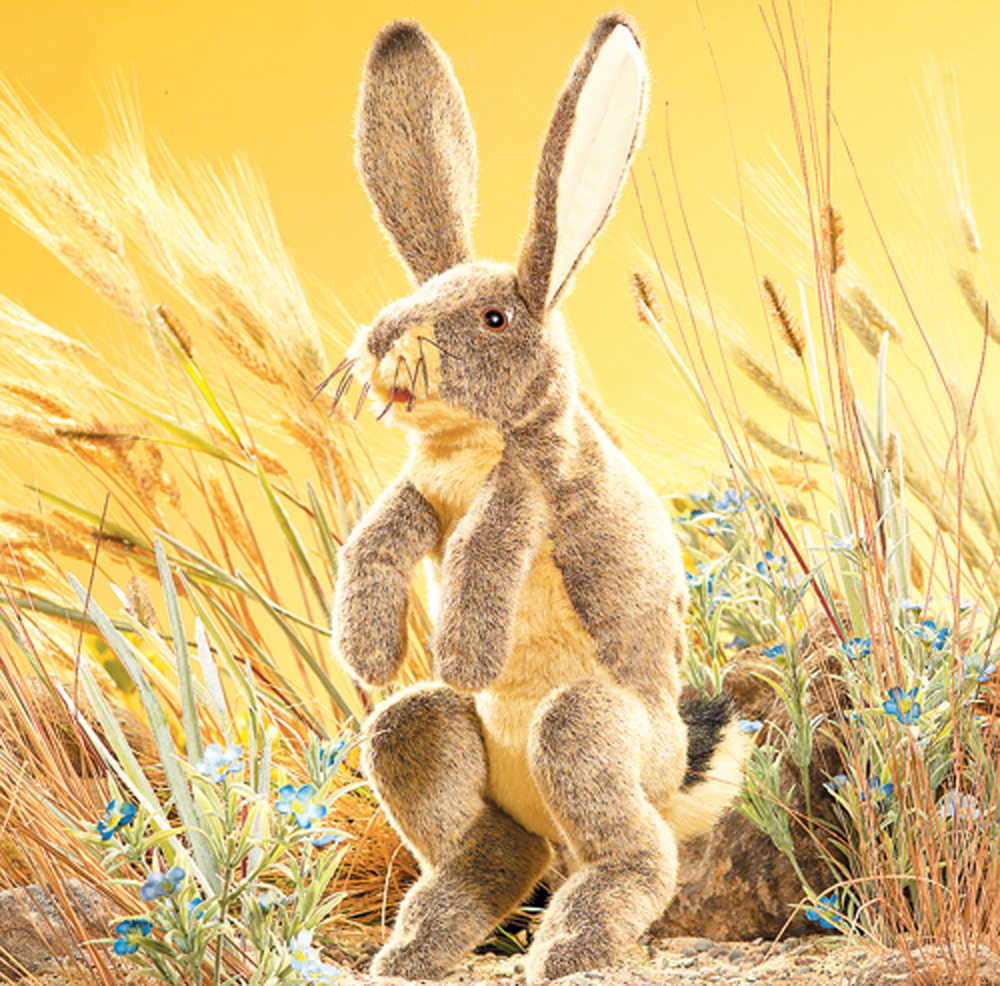 Rabbit (Jack) Puppet