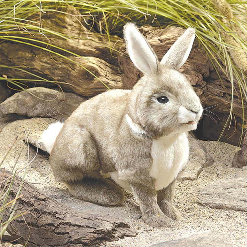 Rabbit (Cottontail) Puppet
