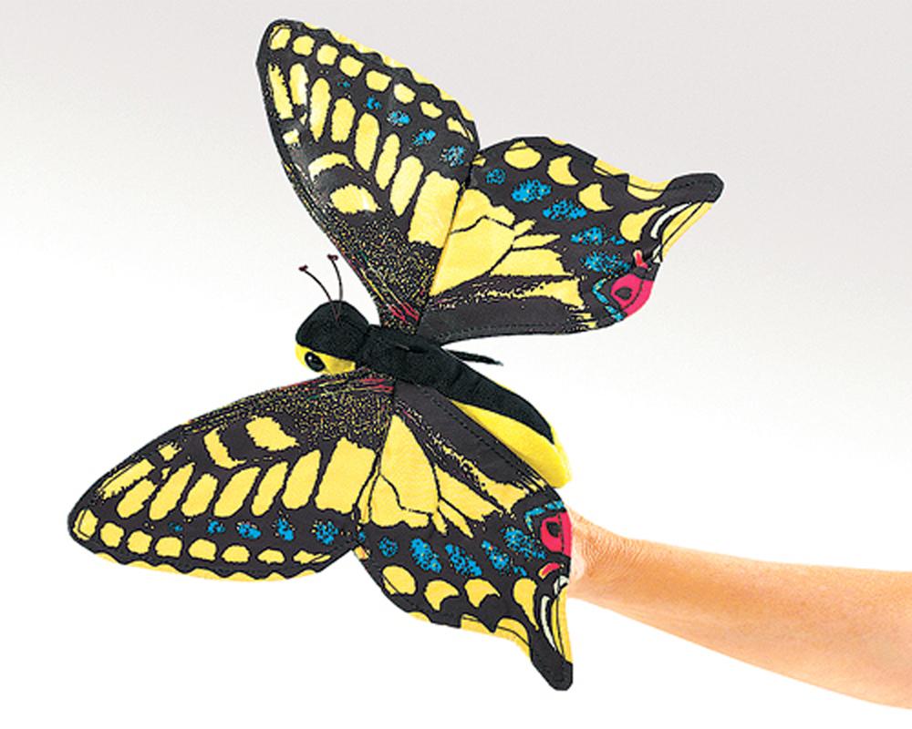 Butterfly (Swallowtail) Puppet