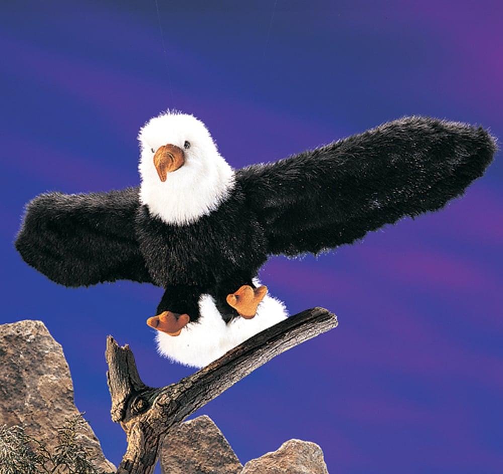 Eagle (Bald) Puppet