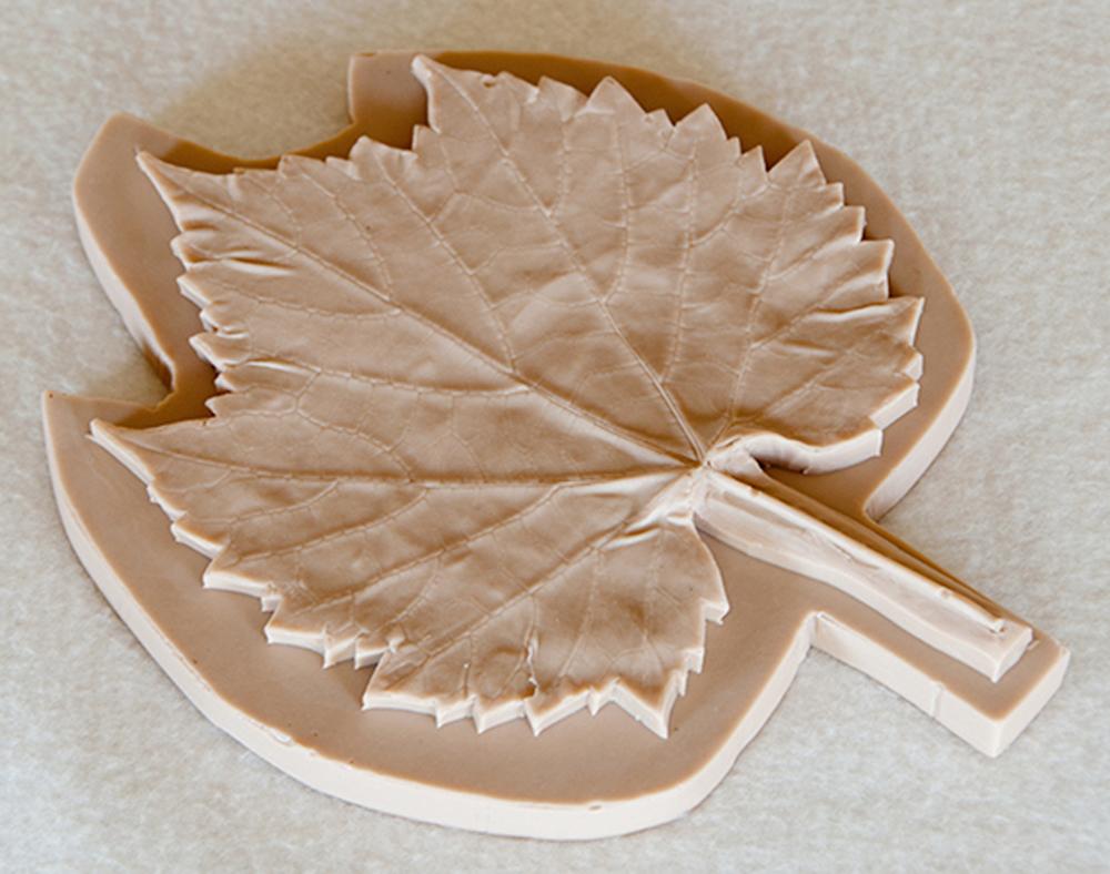 Grape Leaf Replica