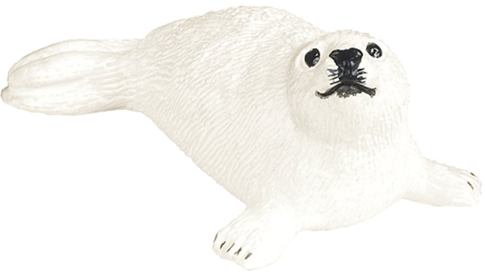 Seal Pup (Harp) Model
