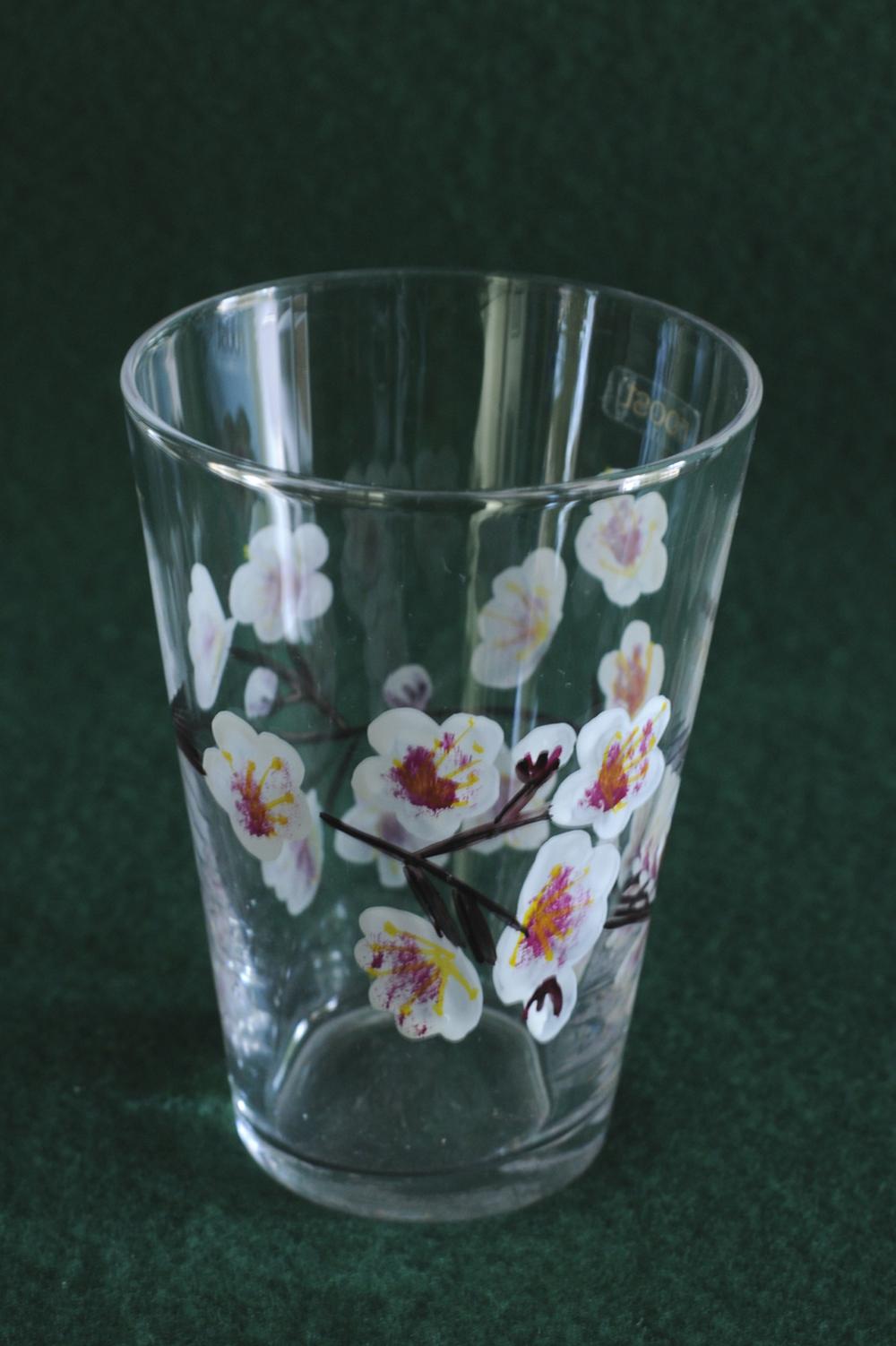 Cherry Blossom Glass