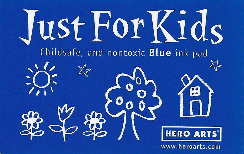 Blue Ink Pad