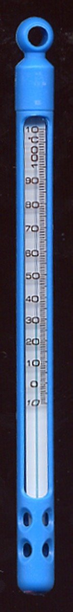 Field Thermometer (Centigrade, -10° to 110°, 1° Accuracy)
