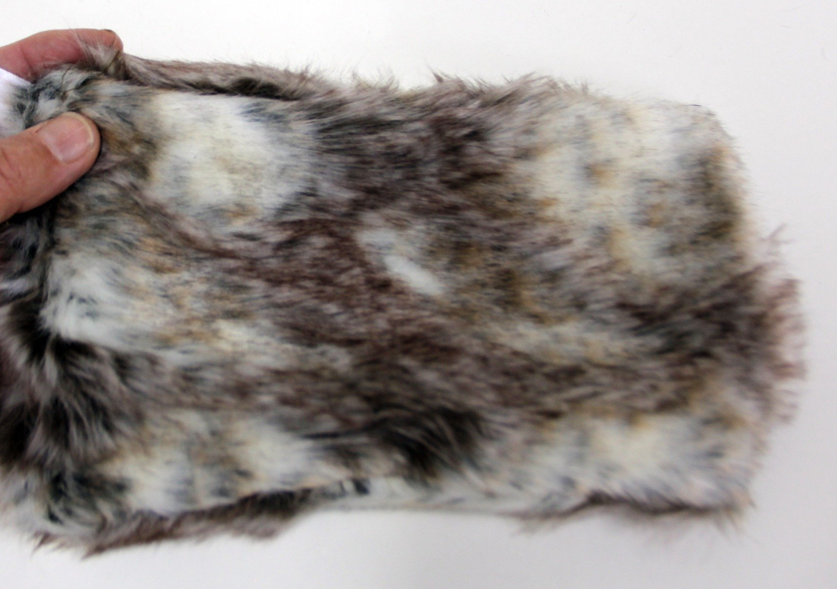 Rabbit (Cottontail) Kind Fur® (Swatch)