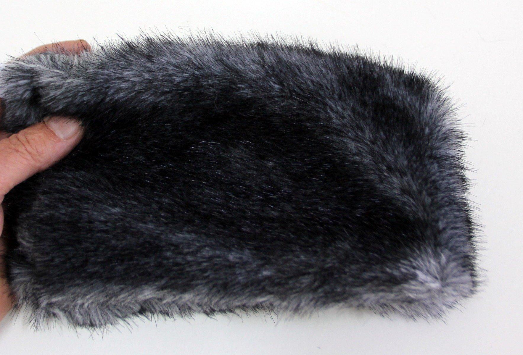 Squirrel (Gray) Kind Fur® (Swatch)