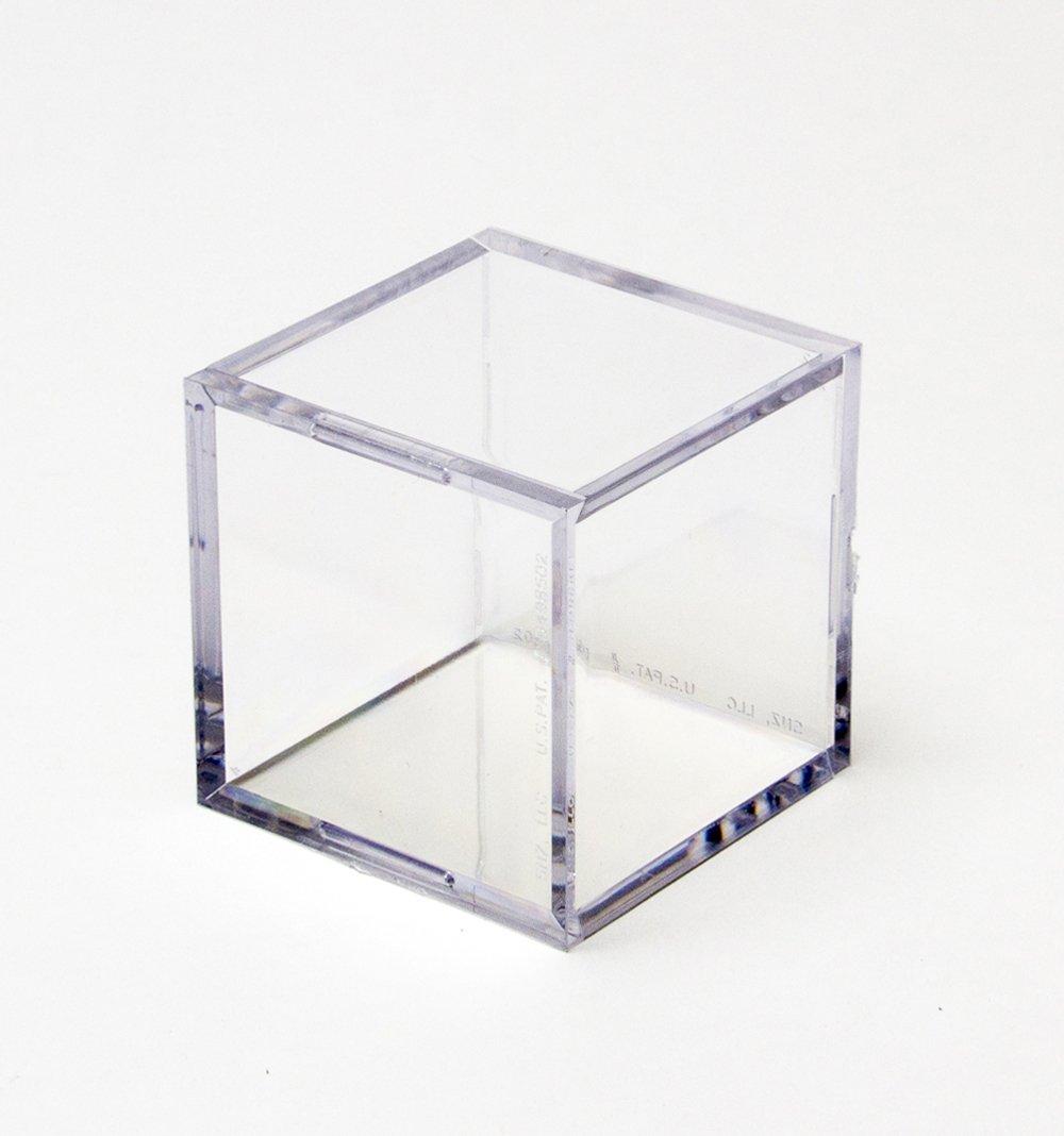 "Clear Display Case ""A"" (Mini Cube)"