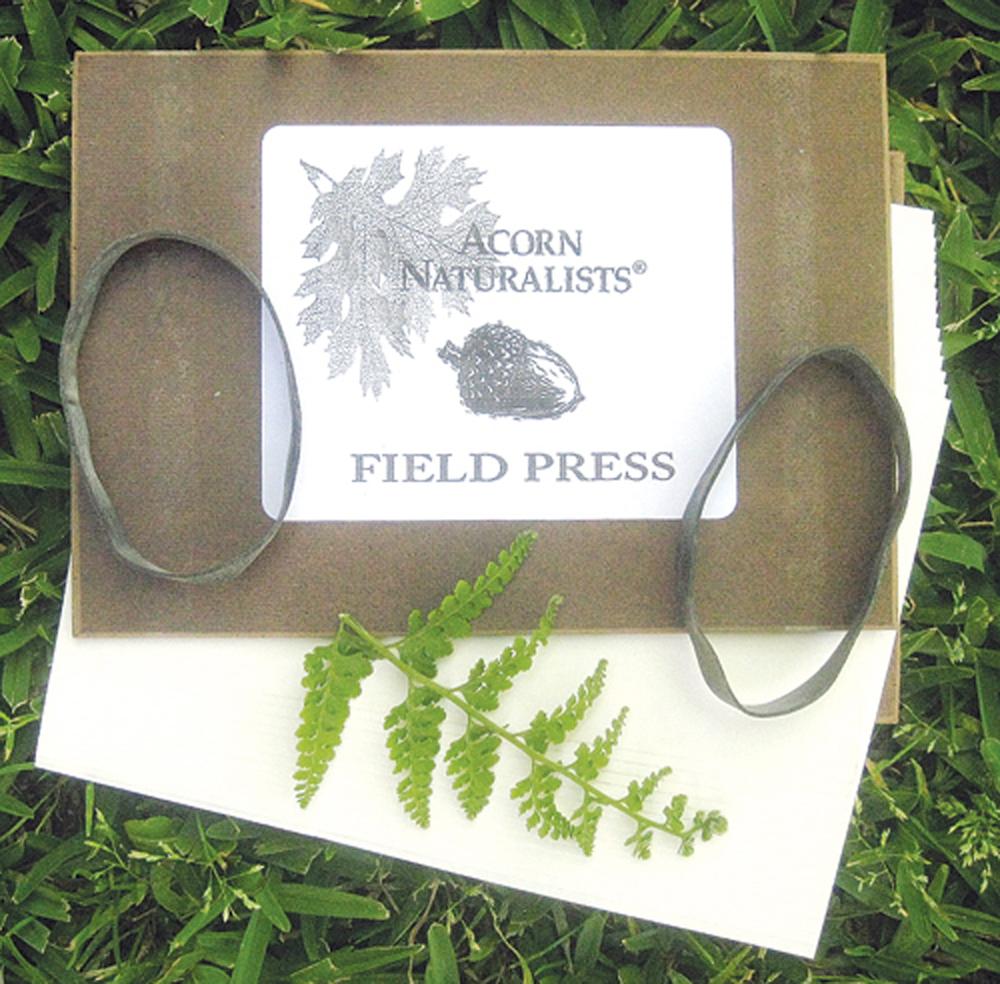 Acorn Naturalists Pocket Plant Press