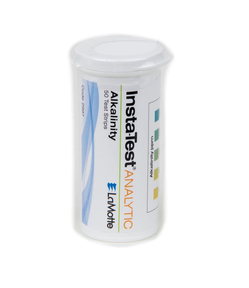 InstaTest® Water Test Strips: Alkalinity