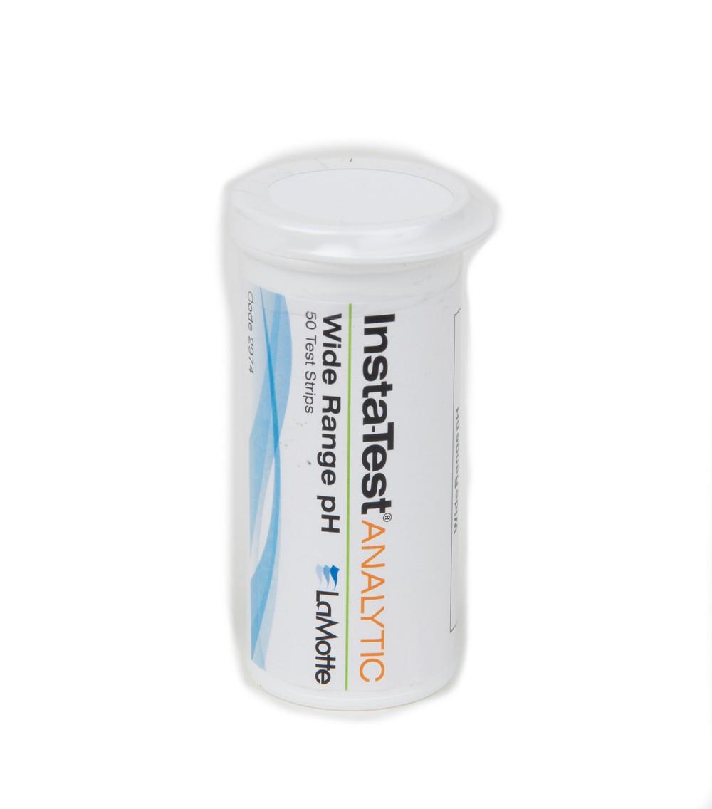 InstaTest® Water Test Strips: pH (Wide Range)