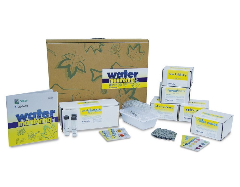 GREEN (Global Rivers Environmental Education Network) Comprehensive Water Quality Monitoring Kit