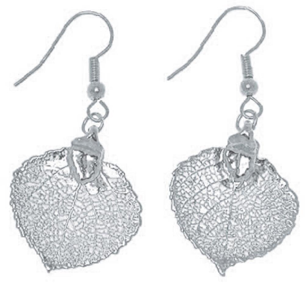 Aspen Leaves Earrings