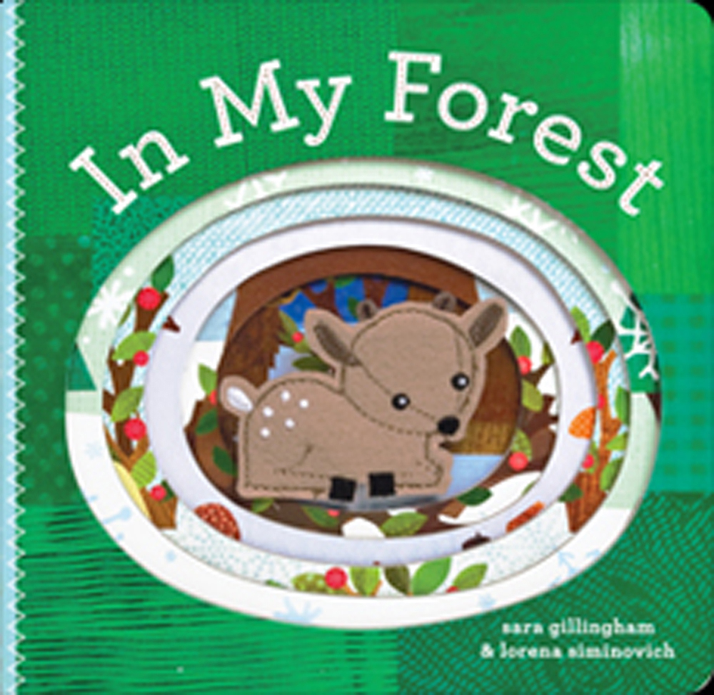 In My Forest (Finger Puppet Board Book)