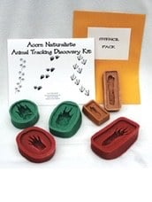 Animal Tracking Discovery Kit