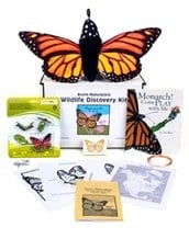 WILDLIFE DISCOVERY KIT®: Monarch Butterfly
